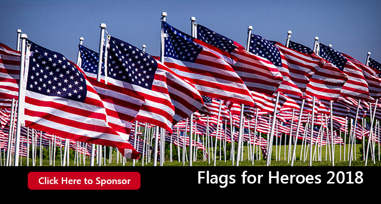 Flags for Heroes 2018 Sponsorship Form