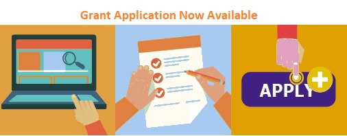 Grant Application Form 2019 NOW AVAILABLE!