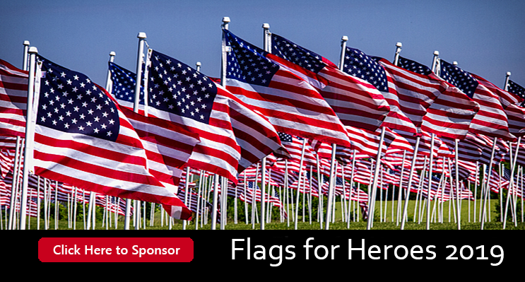 Flags for Heroes 2019 Sponsorship Form